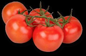 Koszyk warzyw - pomidory