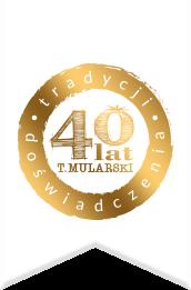 40 lat tradycji idoświadczenia Mularski