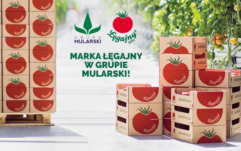 Marka Łęgajny wportfolio Grupy MULARSKI